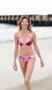 front pink bikini